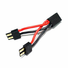 TRAXXAS/TRX Plug Connector Parallel Cable Extension 12awg silicone wire Racing