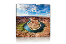 Su Foto, Cuadro, Impresión en Lienzo 75 x 45 cm con 2cm Bastidor Foto en lienzo
