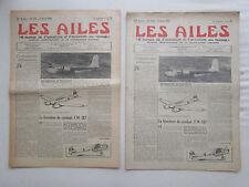 AILES 1940 976 GUERRE WWII FW-187 DEFENSE ARRIERE RYAN CANOT PNEUMATIQUE DINGHY
