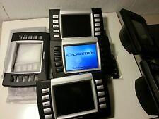 CRESTRON ST-1700CXP WIRELESS RF COLOR TOUCHPANEL with new FACEPLATE one
