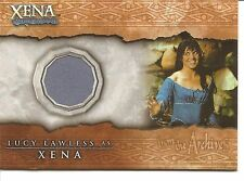 Xena Warrior Princess Lucy Lawless (Xena) Costume Trading Card #C9