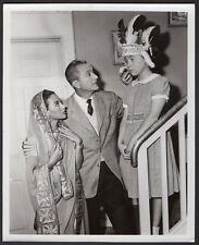 Father Knows Best TV Show LAUREN CHAPIN Robert Young RITA MORENO 1958 ORIG PHOTO