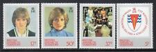 BAT MNH 1982 The 21st Anniversary of the Birth of Princess Diana