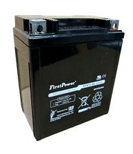 FirstPower YTX7L-BS High Performance Battery Replaces ATV GS-Ztong Yee GTX-7A-BS