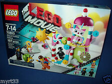 LEGO MOVIE 70803 Cloud Cuckoo Palace sold out New Sealed box