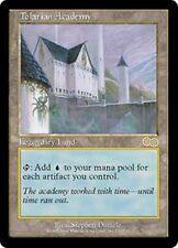 TOLARIAN ACADEMY x4  LP Magic the Gathering mtg URZA'S SAGA TVC