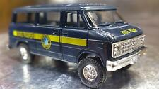 ** trident 90135 new york state trooper véhicule ho échelle 1:87
