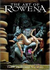 THE ART OF ROWENA TPB