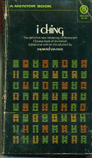 I CHING by Raymond Van Over (1971) Menor illustrated pb