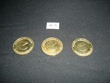 Pac Man coins Namco
