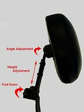 Fully Adjustable Driver's Backrest for Suzuki Boulevard M109 M109R Models