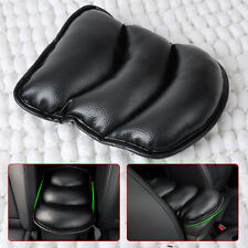 Black Car Armrest Box Top Mat Cover Cushion Support Pad Fit Toyota Corolla Camry