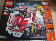 VOM FACHHÄNDLER -  Lego Technic 8258 - Truck mit Power-Schwenkkran