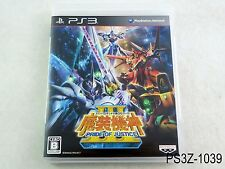 Super Robot Taisen OG Saga III Japanese Import Playstation 3 Wars PS3 US Seller
