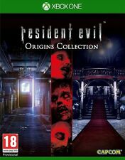RESIDENT EVIL ORIGINS COLLECTION (XBOX ONE) [NEW GAME]