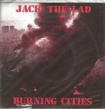 Jack The Lad - Burning Cities - 1993 Gimme My Money 7 Inch Vinyl Record NEW