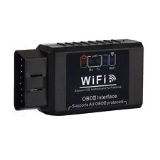 1X WiFi OBD2 OBDII ELM327 Car Diagnostic Scanner Tool For iPhone Android PC HYSG