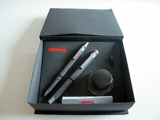 Rotring Newton 600 Lava Edition Set - Never Used