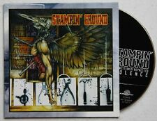Stampin' Ground An Expression Of Repressed Violence 1998 Adv Cardcover CD