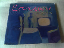 ERASURE - STAY WITH ME - 4 TRACK DIGIPAK CD SINGLE