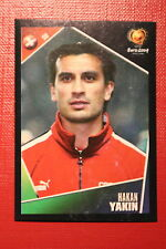 Panini EURO 2004 N. 151 HELVETIA YAKIN  NEW With BLACK BACK TOPMINT!!