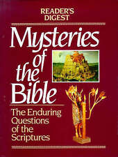 """""""Mysteries of the Bible - The Enduring Questions of the Scriptures"""" Hardcover"""