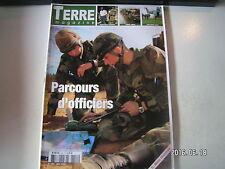 ** Terre Magazine n°154 Parcours d'officiers / 61ème RA / Belenos 2004