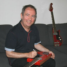 EASTWOOD PETE SHELLEY BUZZCOCKS STARWAY SIGNATURE GUITAR NO 11 FROM 88