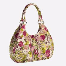 Vera Bradley Make Me Blush Large Hobo -- GUC