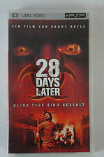 UMD 28 days later PSP  18 Jahre Altersnachweis