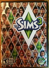 The Sims 3  (WIN/Mac, 2009)