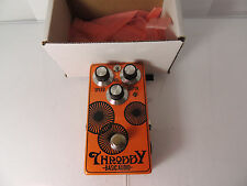 BASIC AUDIO THROBBY TREMOLO EFFECTS PEDAL w/BOX  FREE USA SHIPPING!!!