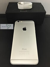 Apple iPhone 6 Plus - 16GB - Silver -EE/Orange/Tmobile/Virgin- Good condition