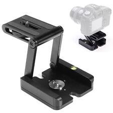 Zusammenklappbar Z Shape Folding Plate Bracket Tripod Kamera DSLR DV Fotostativ