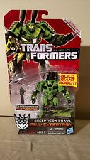 Transformers Generations Fall of Cybertron FOC Deluxe Class Brawl MISB