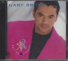"GARY BROWN  ""Rhythm or Romance""  NEW SEALED CD  LAST ONE LEFT !!!"