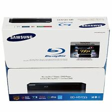 Samsung BD-H5100 Blu-Ray / DVD Player HD1080P Black VG