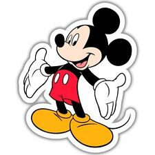 Mickey Mouse Disney Vynil Car Sticker Decal   4""