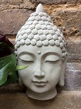 Large Buddhas Head Wall Plaque..Exclusive & Unique From The Designer Sius