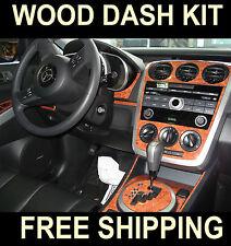 Fits Porsche Cayenne 03-09 Wood, Aluminum or Carbon Fiber Dash Kit Trim Parts