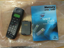 80 RARE VINTAGE SIEMENS M200 MOBILE one2one 1st 1800MHz Cellulare