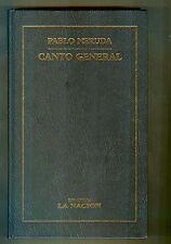 PABLO NERUDA USED BOOK CANTO GENERAL