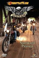 Live To Ride (DVD, 2009)