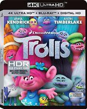 Trolls (4K Ultra HD)(UHD)