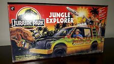 Jurassic Park Jungle Explorer - Kenner (1993) Boxed & Inserts - Good Condition!