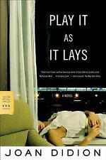 Play It as It Lays by Joan Didion (Paperback / softback, 2005)
