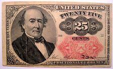 - Très beau billet - Etats-Unis - 25 Cents  - 30 juin 1864 -