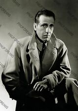 Vintage Photo Print of Famous Hollywood Movie Legend Humphrey Bogart A4 Re-print
