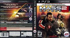 Mass Effect 2 (Sony PlayStation 3, 2011) Used