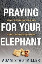 Praying For Your Elephant by Adam Stadtmiller 2014 PB Christian Life